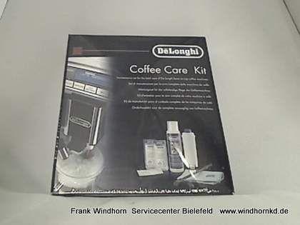 Delonghi Reinigungs & Wartungsset für Kaffeeautomaten