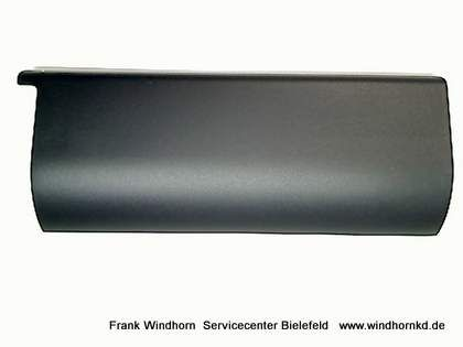 Frontblende f. Wassertank