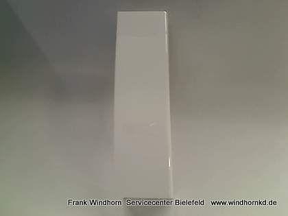 Frontabdeckung f. Wassertank
