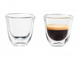 Espresso doppelwandiges Thermoglas