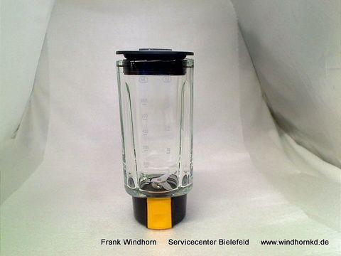 Schüssel/mixer/glas/komplett