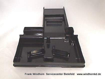 Schublade schwarz