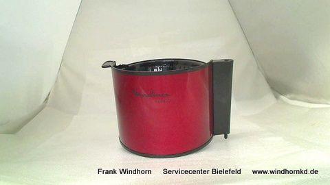 Filterträger+Ventil